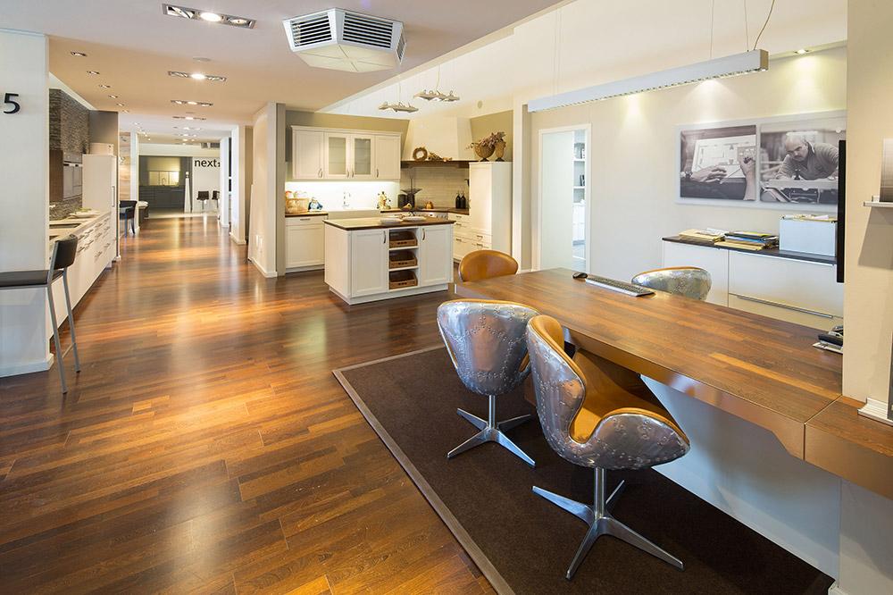 Küchenausstellung von Küche & Design Krumme